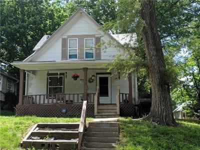 Kansas City Single Family Home For Sale: 2222 Quincy Street
