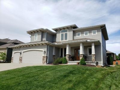 Olathe Single Family Home For Sale: 16391 S Hall Street