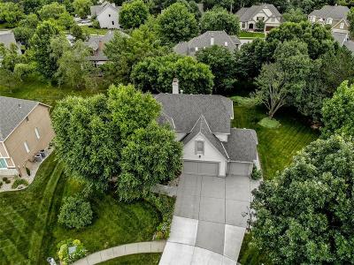 Overland Park Single Family Home For Sale: 14111 Grandview Street