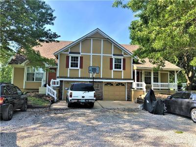 Cass County Multi Family Home For Sale: 109 8th Street