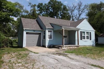 Kansas City Single Family Home For Sale: 8421 Blue Ridge Boulevard