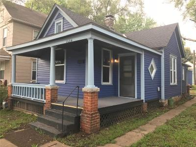 Kansas City Single Family Home For Sale: 1604 Lake Avenue