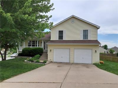 Kansas City Single Family Home For Sale: 10501 NW 86 Th Street