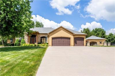 Cass County, Clay County, Platte County, Jackson County, Wyandotte County, Johnson-KS County, Leavenworth County Single Family Home For Sale: 9502 Jacob Lane