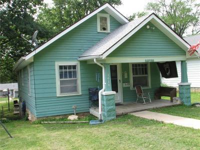 Leavenworth Single Family Home For Sale: 1418 Central Avenue