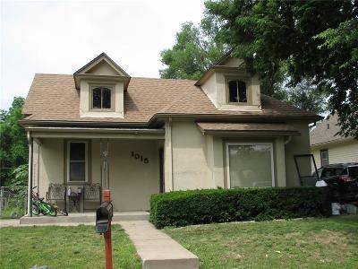 Leavenworth Single Family Home For Sale: 1015 N 8 Street