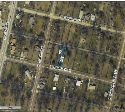 Pettis County Residential Lots & Land For Sale: 207 E Morgan Street