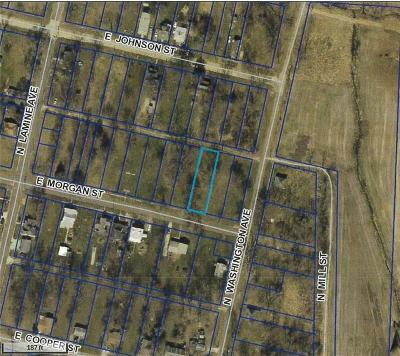 Pettis County Residential Lots & Land For Sale: 313 E Morgan Street
