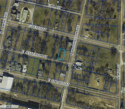 Pettis County Residential Lots & Land For Sale: 317 E Pettis Street