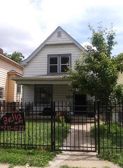 Single Family Home For Sale: 4831 E 8th Street