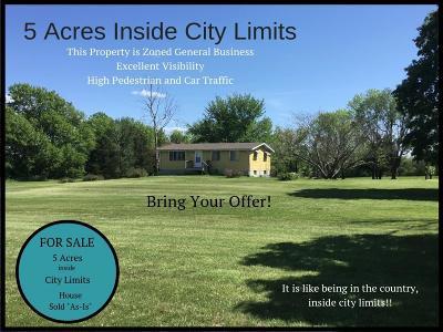 Warrensburg Single Family Home For Sale: 1610 SE Dd Highway