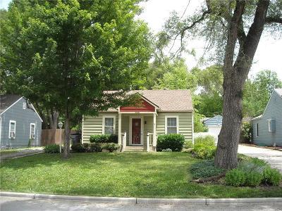 Olathe Single Family Home For Sale: 728 S Cherry Street