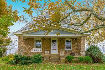Kansas City Single Family Home For Sale: 11801 E Bannister Road