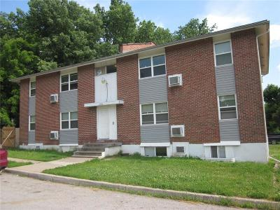 Kansas City Multi Family Home For Sale: 5401 E 27th Terrace