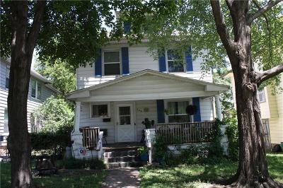 Kansas City Single Family Home For Sale: 245 N 17th Street