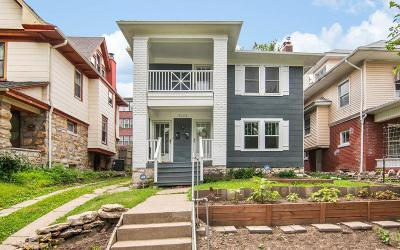 Single Family Home For Sale: 3202 Central Street