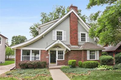 Kansas City Single Family Home For Sale: 6444 Main Street