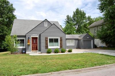 Leavenworth Single Family Home For Sale: 706 N 13th Street