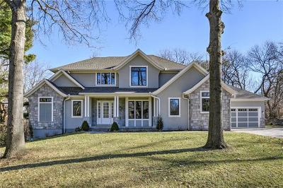 Leawood Single Family Home For Sale: 9105 Ensley Lane