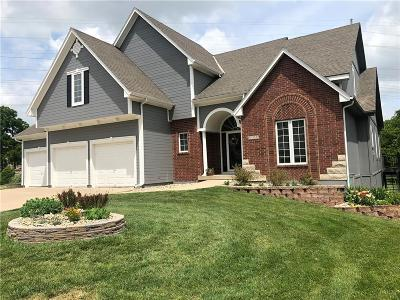 Lee's Summit Single Family Home For Sale: 1600 SW Summit Valley Lane