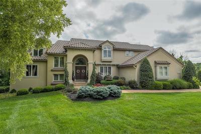 Lenexa Single Family Home For Sale: 20300 W 94th Terrace