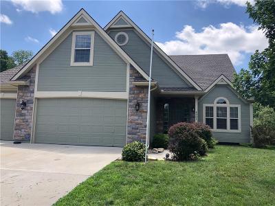 Kansas City Single Family Home For Sale: 8001 NE 110th Terrace