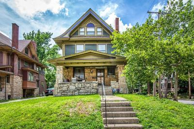 Kansas City Single Family Home For Sale: 4100 Harrison Street