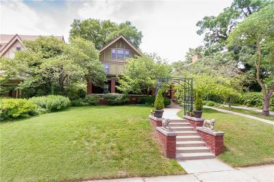 Kansas City Single Family Home For Sale: 3412 Coleman Road