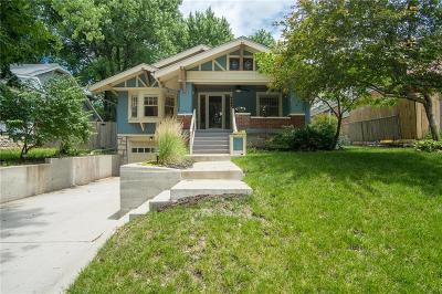 Kansas City Single Family Home For Sale: 6343 Baltimore Avenue