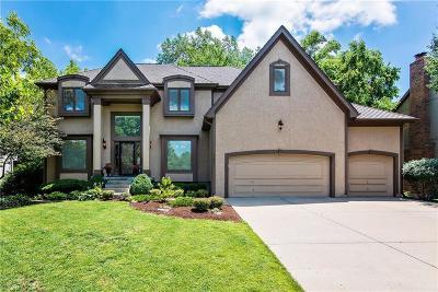 Overland Park Single Family Home For Sale: 12847 Goddard Street