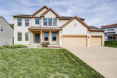 Olathe Single Family Home For Sale: 11426 S Chouteau Street