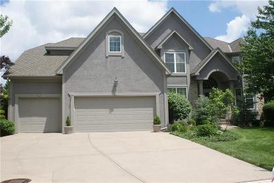 Leawood Single Family Home For Sale: 4644 W 139 Terrace