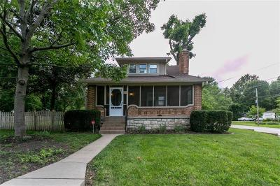 Overland Park Single Family Home For Sale: 8100 Craig Street