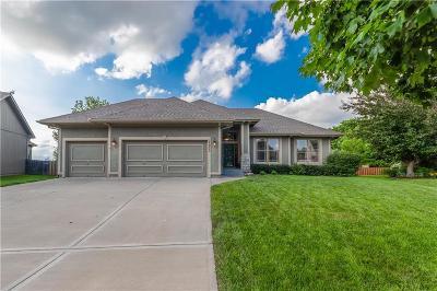 Paola Single Family Home For Sale: 23952 Eagle Court