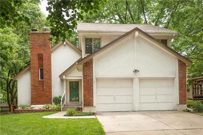 Lenexa Single Family Home For Sale: 15309 W 89th Terrace