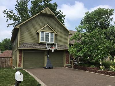 Shawnee Single Family Home For Sale: 12308 W 71st Terrace