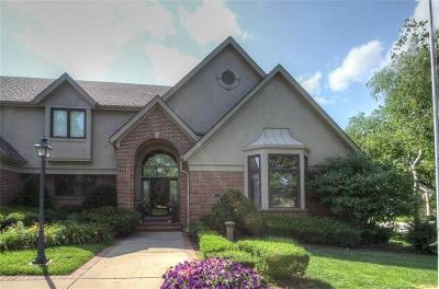 Overland Park Single Family Home For Sale: 14036 Hayes Street