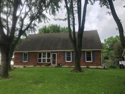 Blue Springs Single Family Home For Sale: 105 SE Mount Vernon Drive