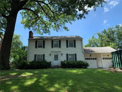 Kansas City Single Family Home For Sale: 7322 Highland Avenue
