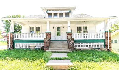 Liberty Single Family Home For Sale: 101 S Fairview Avenue