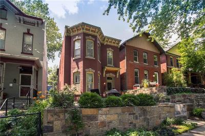 Kansas City Single Family Home For Sale: 1630 Jefferson Street