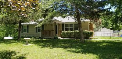 Single Family Home For Sale: 10749 Reynolds Road