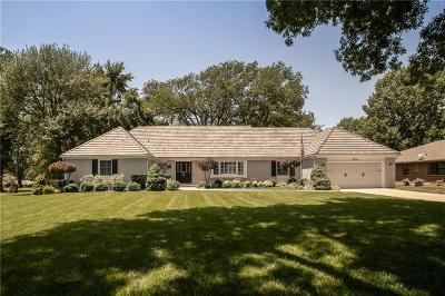Single Family Home For Sale: 9614 Lee Boulevard