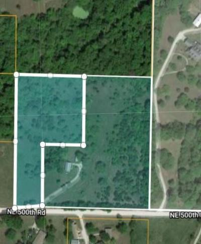 Warrensburg Residential Lots & Land For Sale: Lot 1 NE 500 Road
