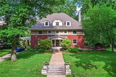 Kansas City Single Family Home For Sale: 73 Janssen Place