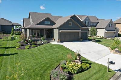 Lenexa Single Family Home For Sale: 24916 W 91st Place