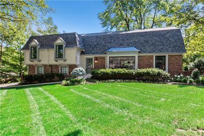 Leawood Single Family Home For Sale: 9815 Belinder Road