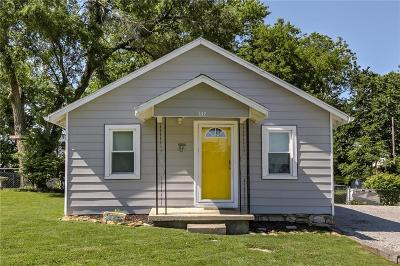 Lawson Single Family Home For Sale: 337 E 5th Street