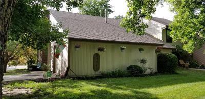 Kansas City Condo/Townhouse For Sale: 12217 Charlotte Street