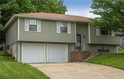 Leavenworth Single Family Home For Sale: 1609 S 5th Street